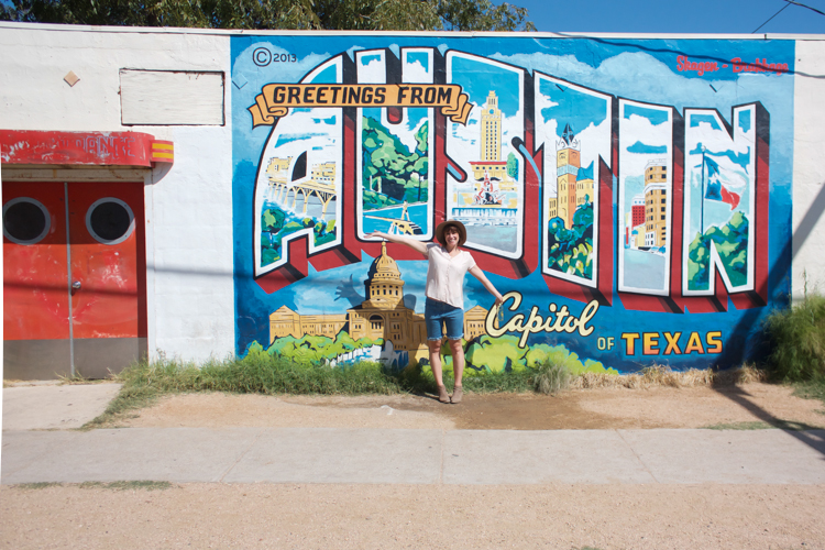 Around Austin- Torchy's + Holy Cacao + Austin Mural -One Little Minute Blog-9
