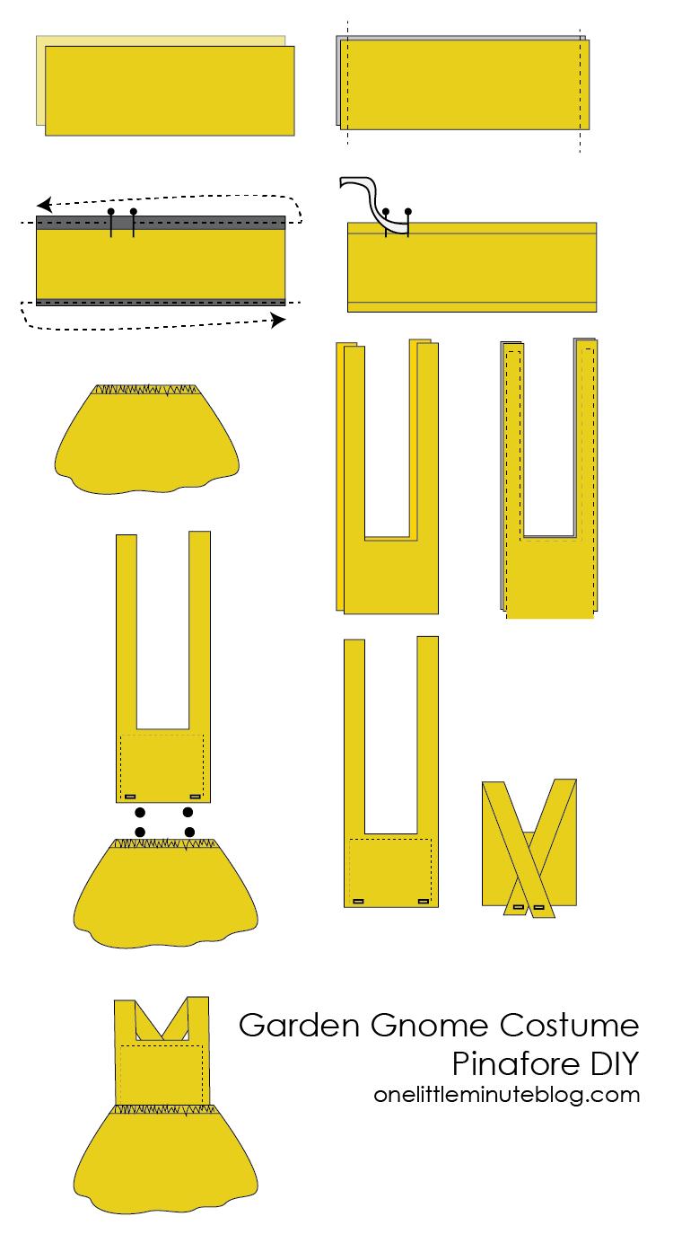 Gnome Costume DIY Pinafore-01