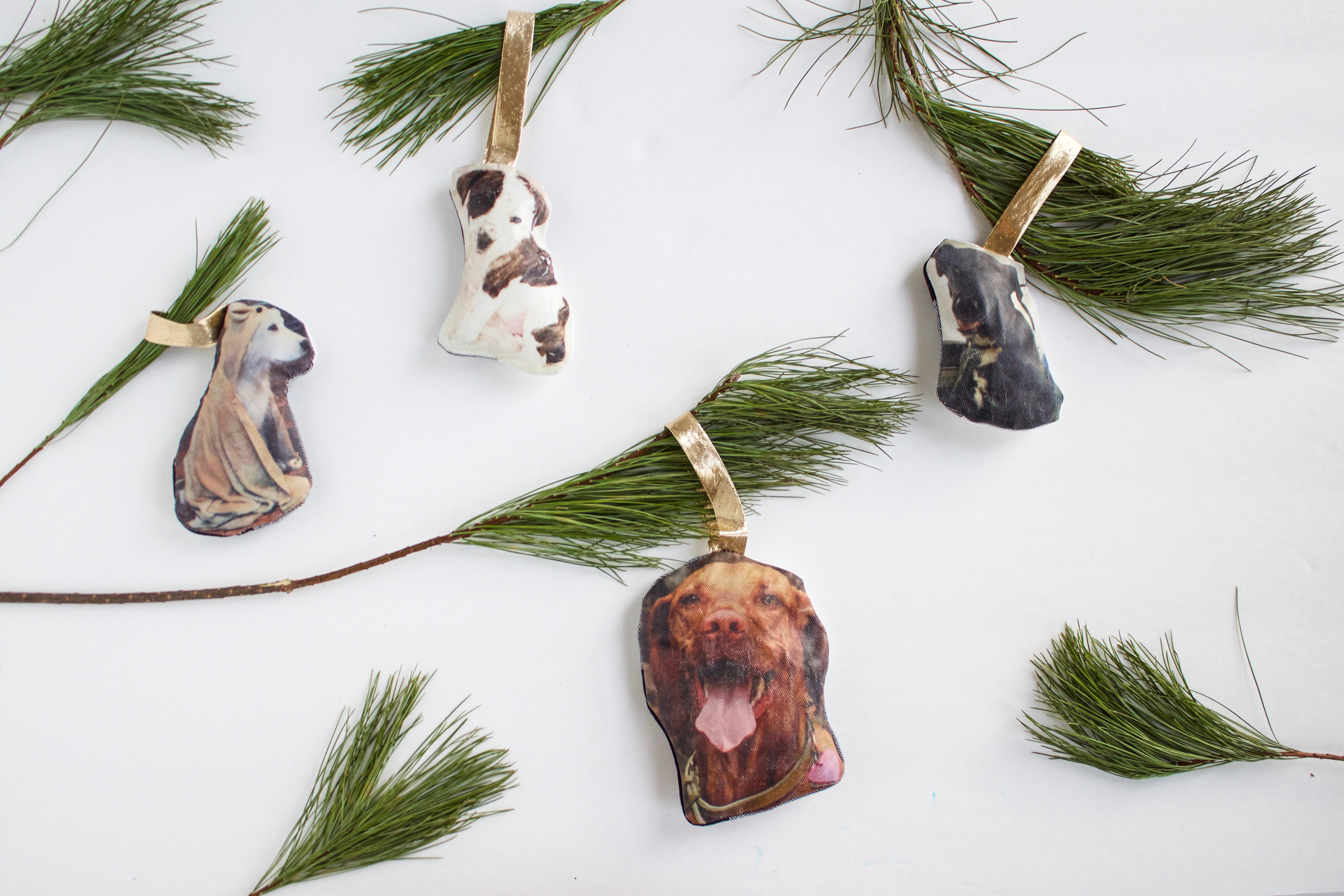 Custom Pet Ornament DIY- One Little Minute Blog-30