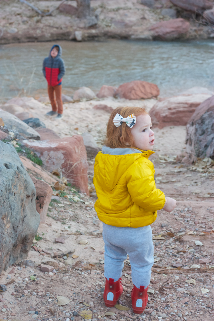 Outdoors with Kids in Winter- One Little Minute Blog-31