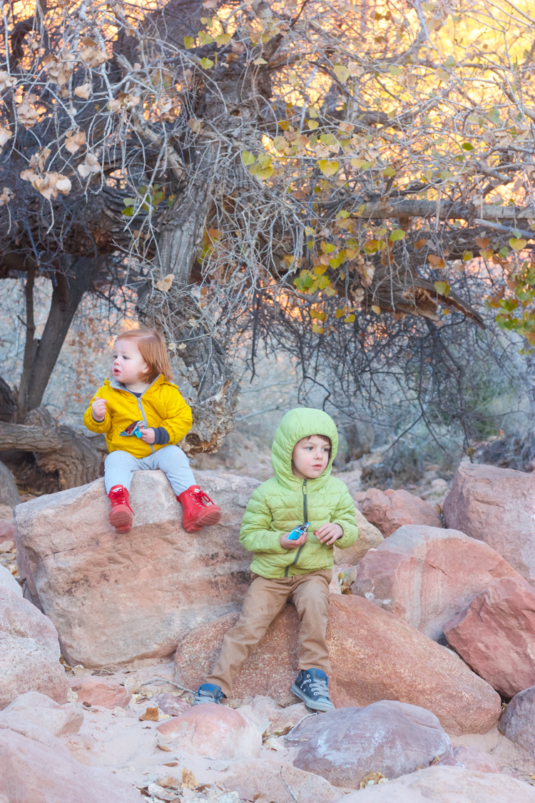 Outdoors with Kids in Winter- One Little Minute Blog-32