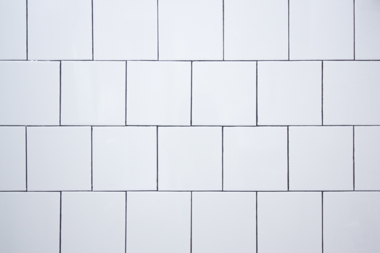 Diy Grout Staining One Little Minute Blog 21