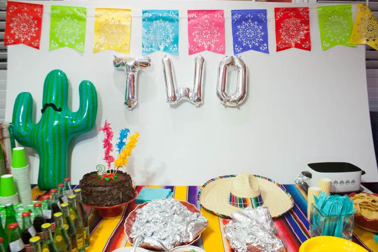 Taco Twosday Birthday Party