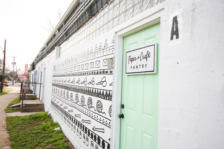 Around Austin- Paper Craft Pantry + Las Trancas- One Little Minute Blog-29