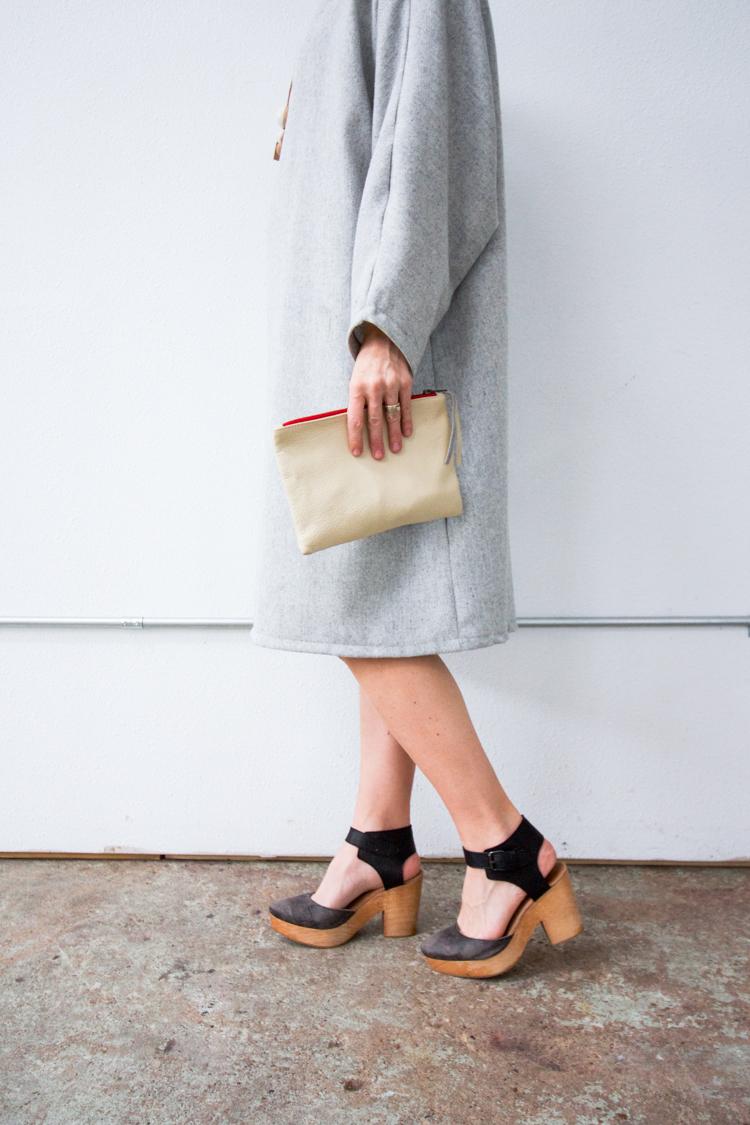 Vogue Inspired Dolman Dress-One Little Minute Blog-5