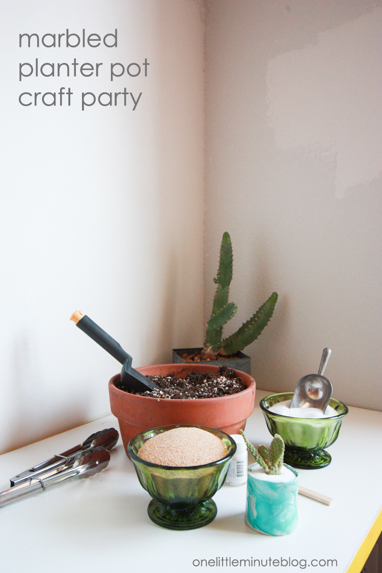 brunch and craft galentines party- One Little Minute Blog-17
