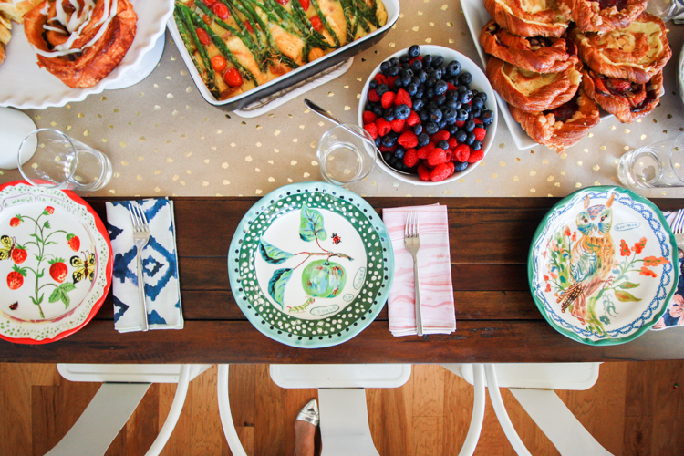 brunch and craft galentines party- One Little Minute Blog-3