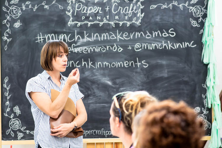 #MunchkinMakerMamas Workshop- One Little Minute Blog-12