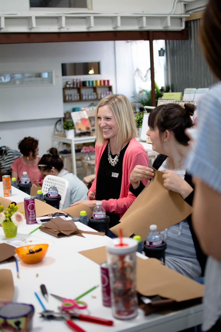 #MunchkinMakerMamas Workshop- One Little Minute Blog-16