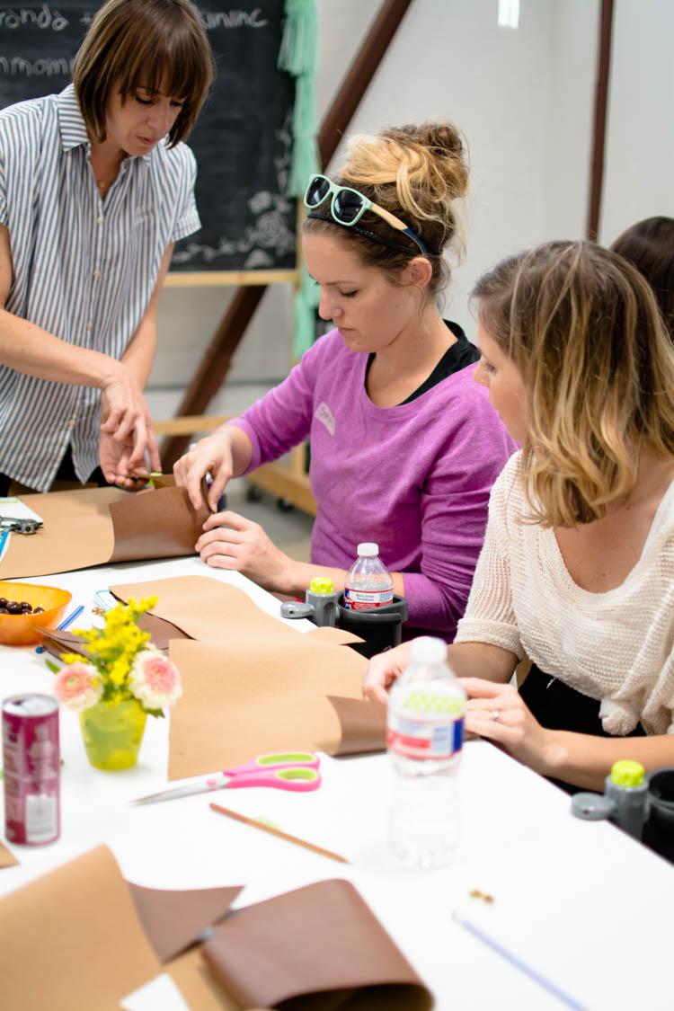 #MunchkinMakerMamas Workshop- One Little Minute Blog-17