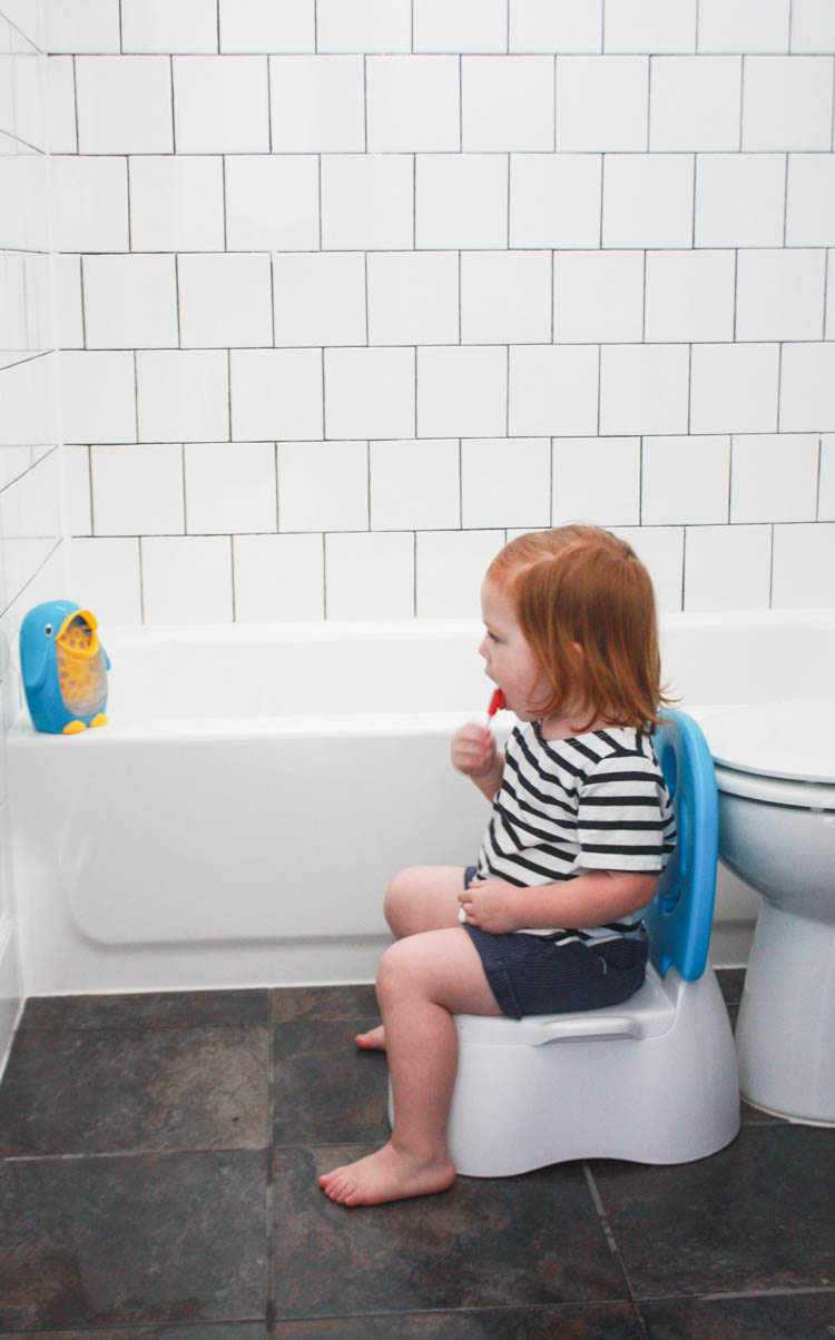 Potty Training Tips- One Little Minute Blog-1