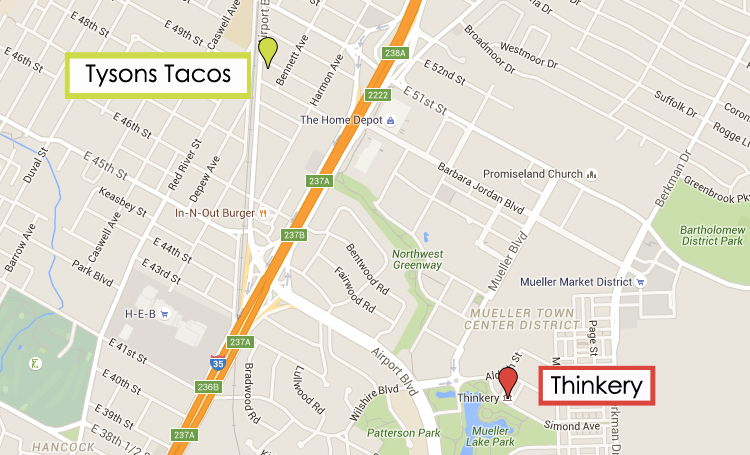 Around Austin-Tysons Tacos+Thinkery