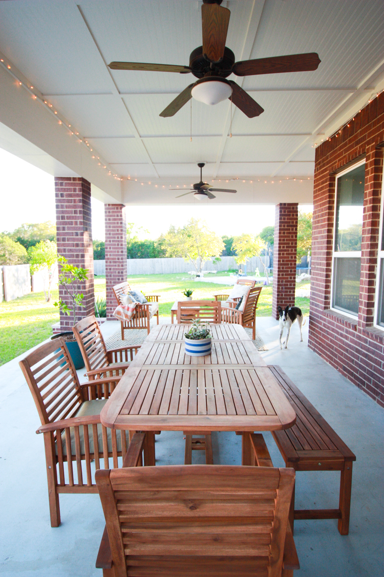 Bringing Inside Out to the Patio- One Little Minute Blog-19