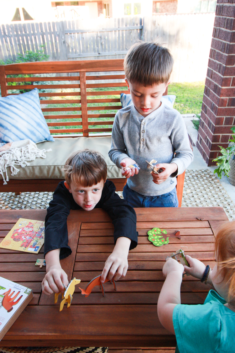 Bringing Inside Out to the Patio- One Little Minute Blog-25