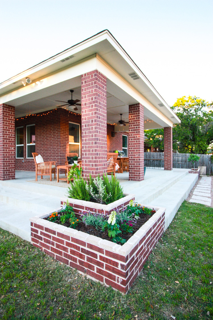 Bringing Inside Out to the Patio- One Little Minute Blog-26