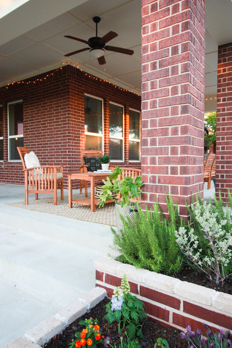 Bringing Inside Out to the Patio- One Little Minute Blog-27