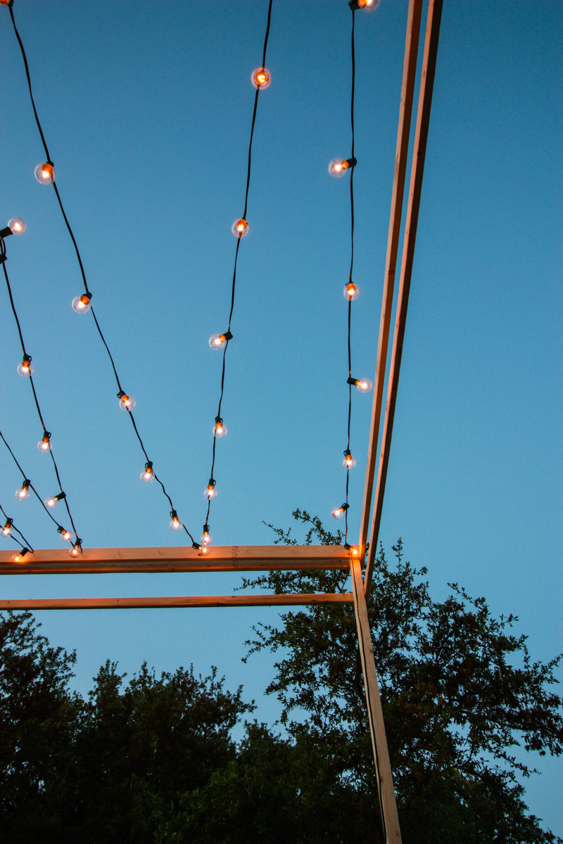 DIY Bistro Light Pergola- World Market Blog- by Miranda Anderson-18