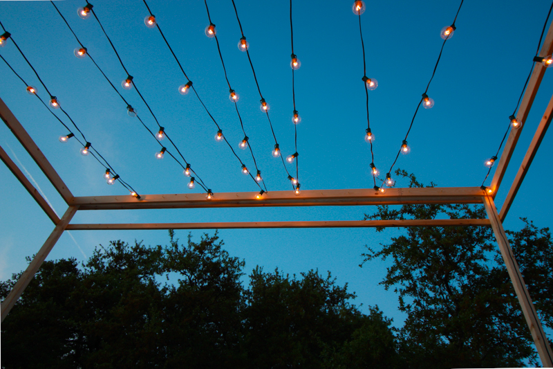 DIY Bistro Light Pergola- World Market Blog- by Miranda Anderson-19