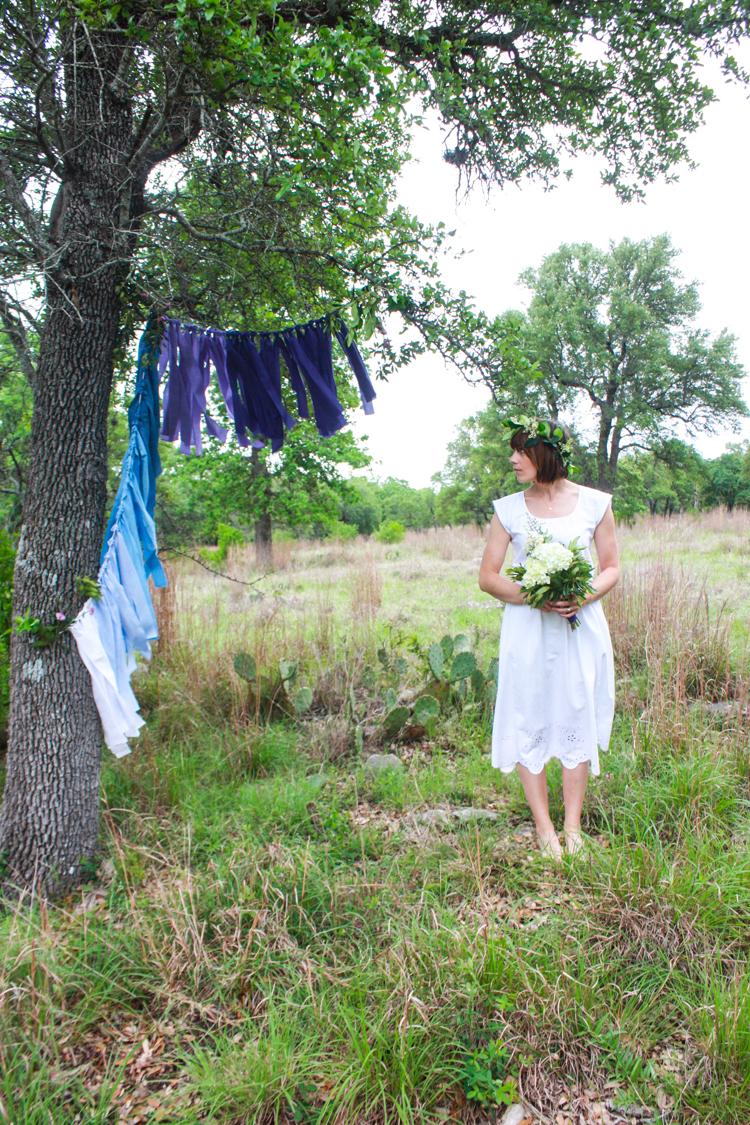 DIY Ombre Fabric Strip Banner- Miranda Anderson-10
