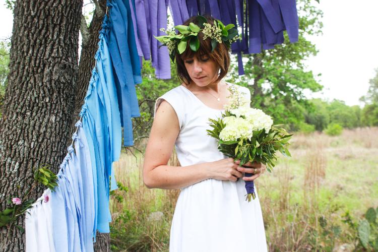 DIY Ombre Fabric Strip Banner- Miranda Anderson-16