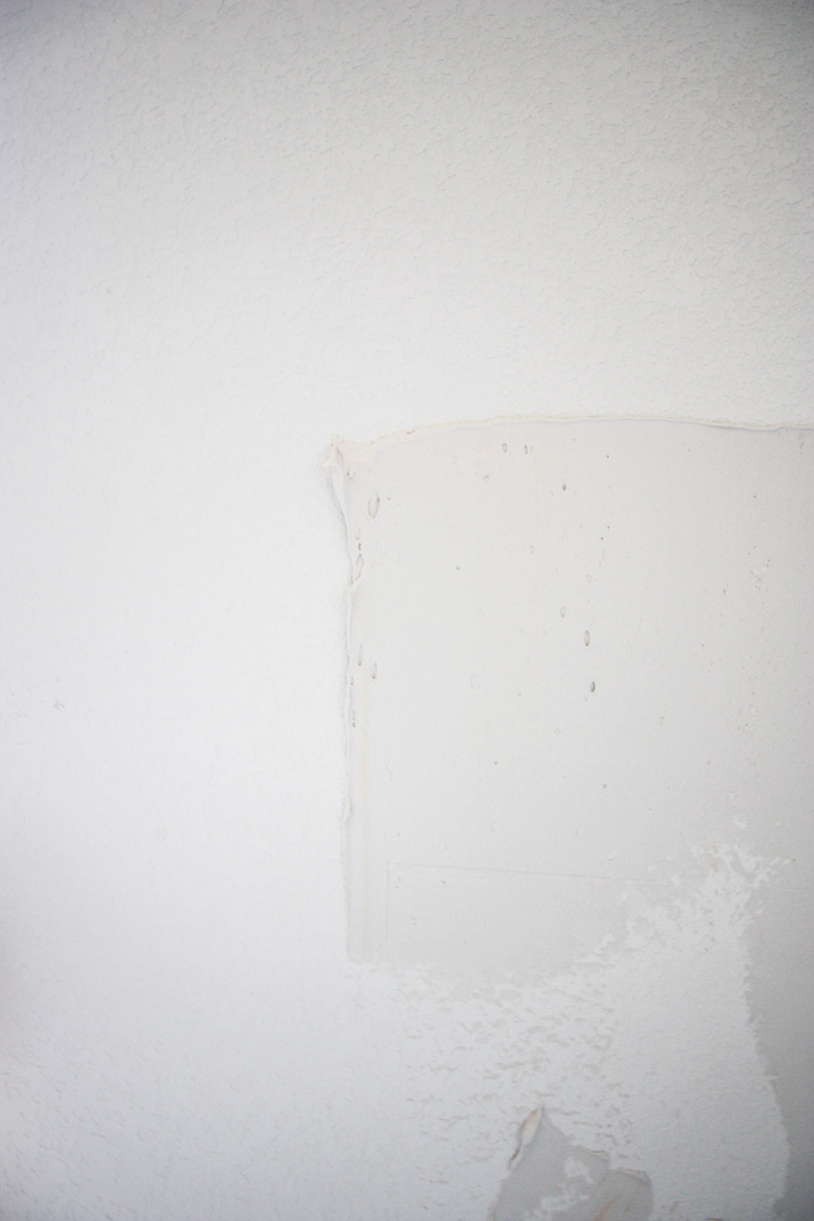 Jackalope Wallpaper Over Textured Walls One Little Minute Blog 13