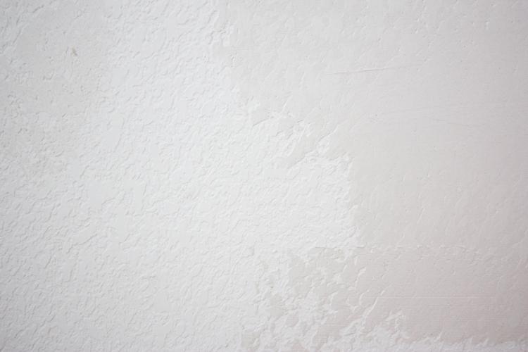 Jackalope Wallpaper over Textured Walls- One Little Minute Blog-15