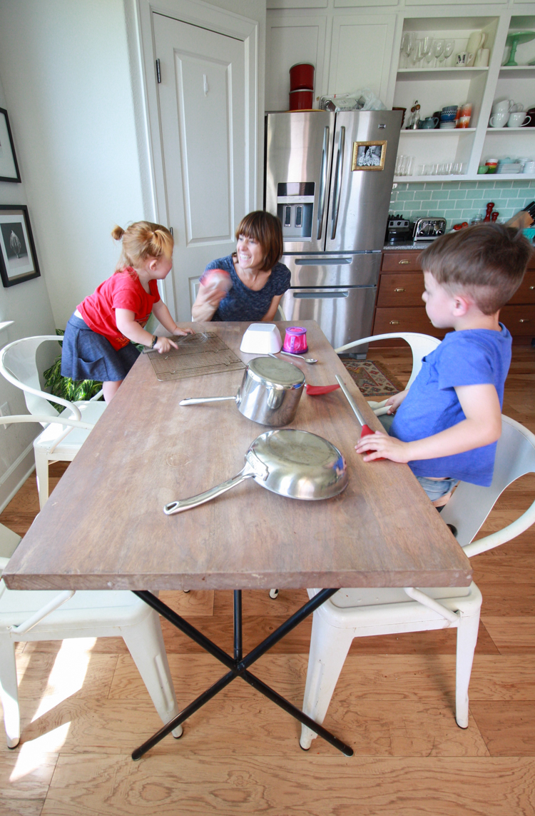 Kitchen Table Band- One Little Minute Blog-5