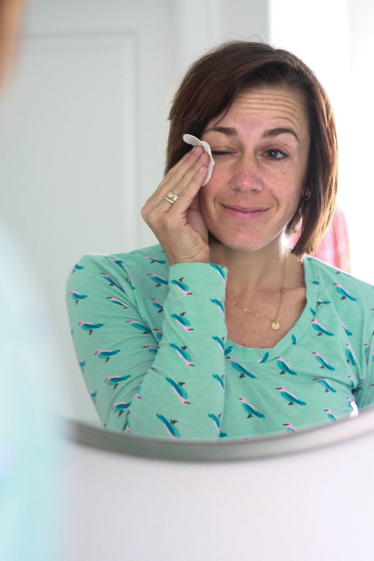 Minimal Facial Routine for Moms- One Little Minute Blog-2
