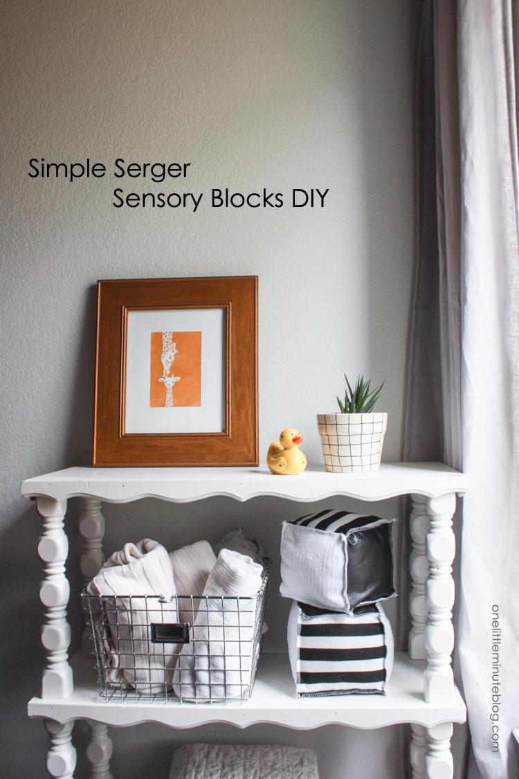 Serged Sensory Block - One Little Minute Blog-8