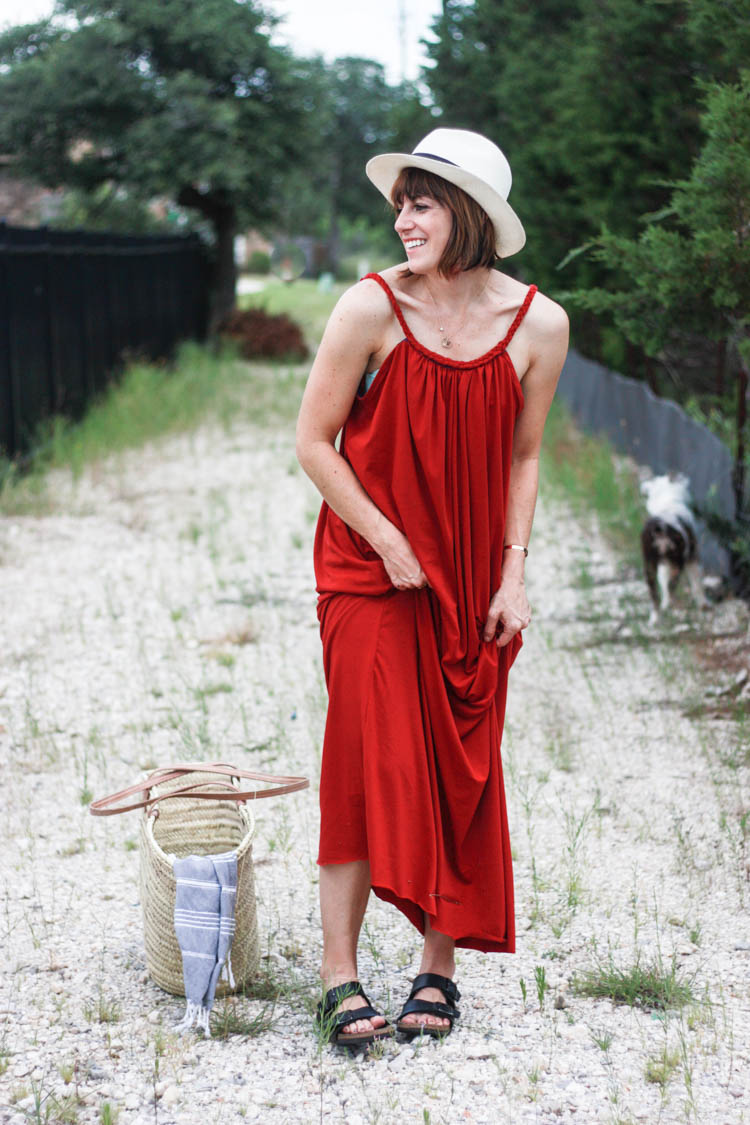Braided Boho Sundress- One Little Minute Blog-11