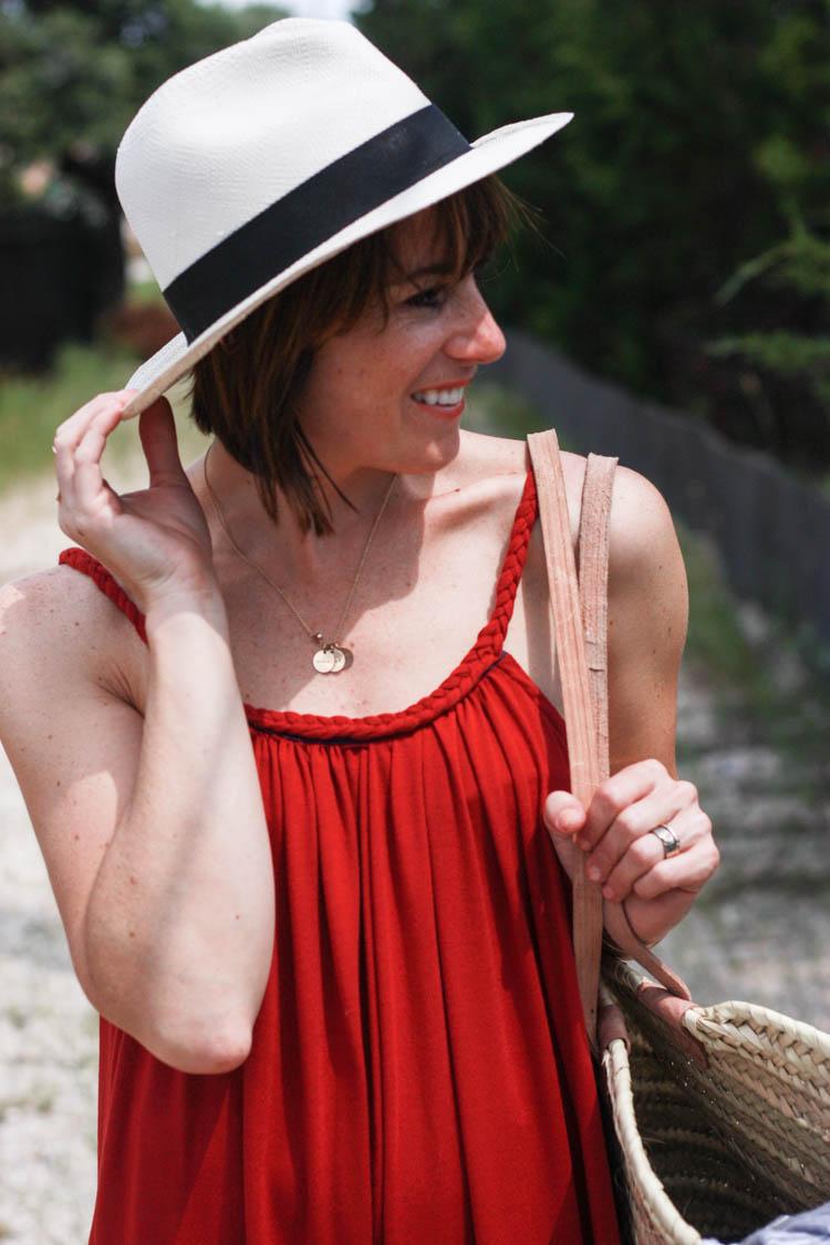 Braided Boho Sundress- One Little Minute Blog-2
