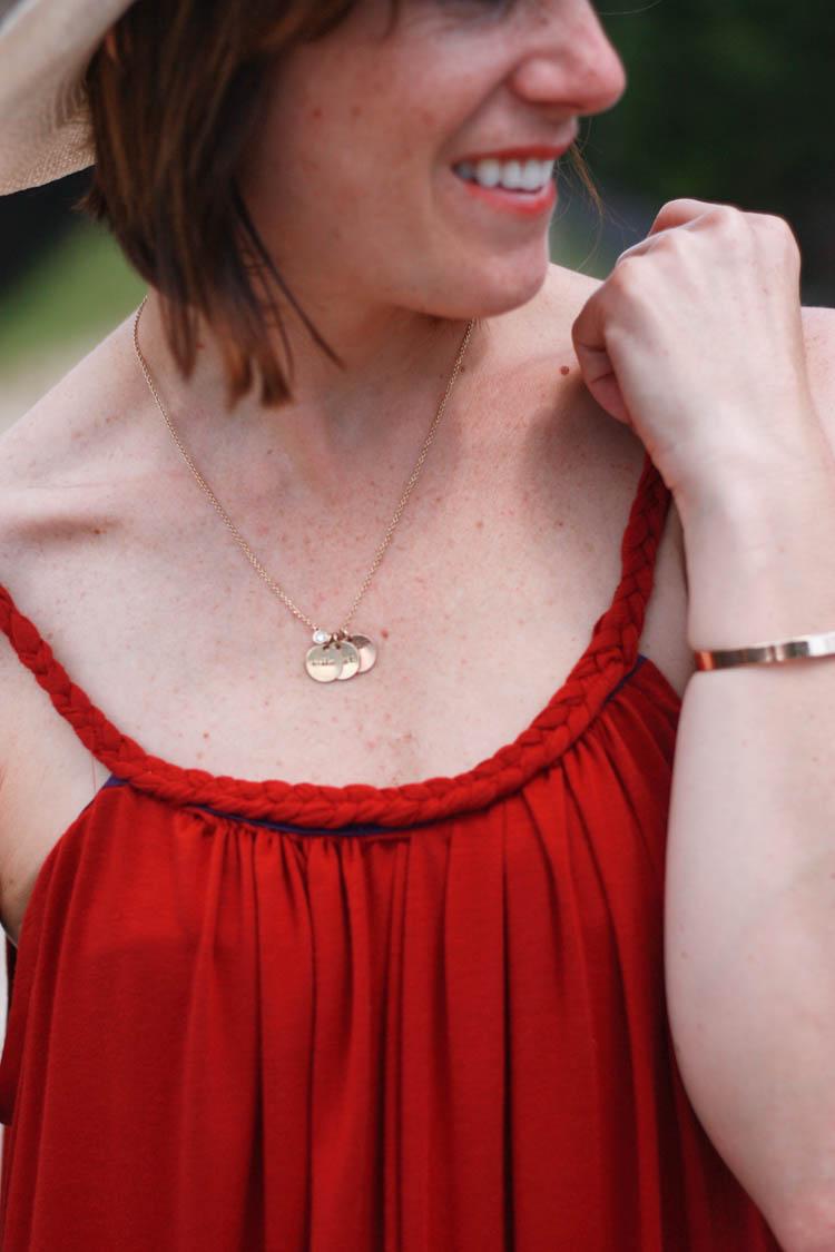 Braided Boho Sundress- One Little Minute Blog-3
