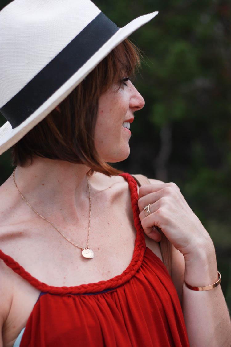 Braided Boho Sundress- One Little Minute Blog-4