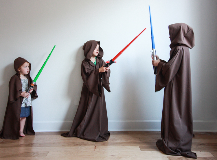 DIY Jedi Robe for Kids- Miranda Anderson for One Little Minute Blog-11