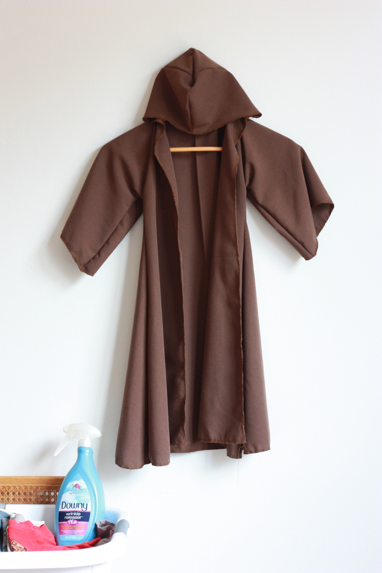 DIY Jedi Robe for Kids- Miranda Anderson for One Little Minute Blog-21
