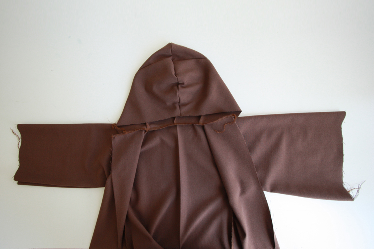 DIY Jedi Robe for Kids- Miranda Anderson for One Little Minute Blog-8