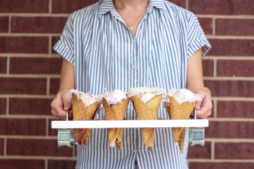 Ice Cream Cone Tray DIY- Miranda Anderson for World Market-12