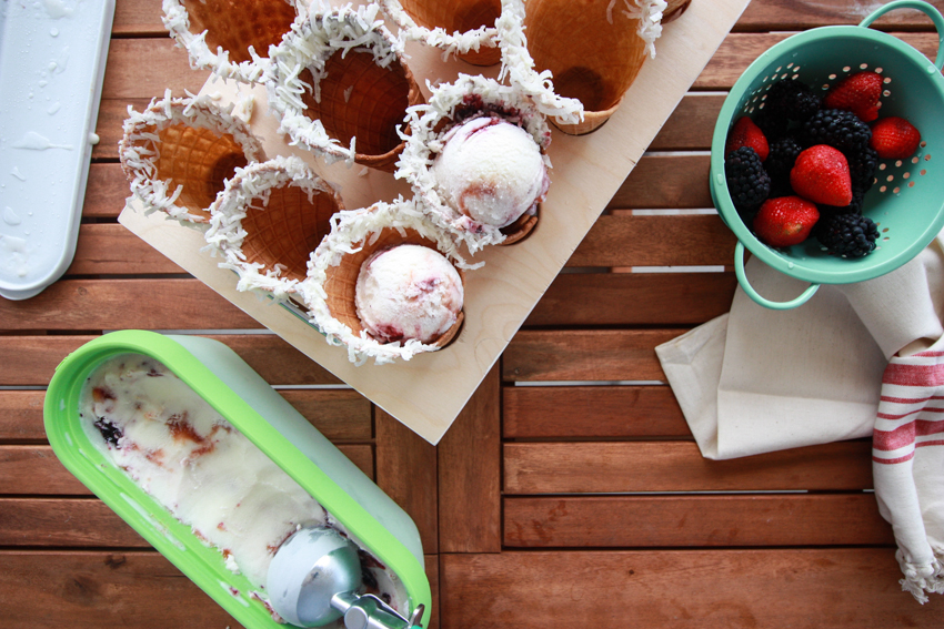 Ice Cream Cone Tray DIY- Miranda Anderson for World Market-6
