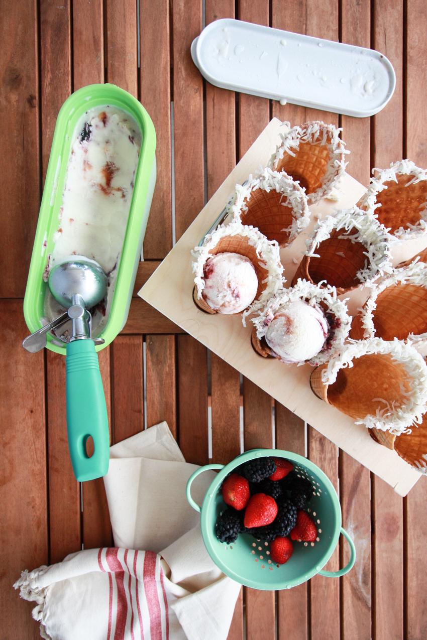 Ice Cream Cone Tray DIY- Miranda Anderson for World Market-7