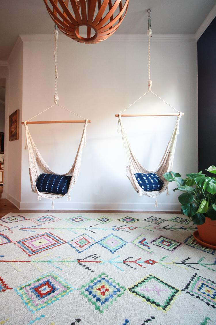 ... Indoor Patio Room   One Little Minute Blog 1 3