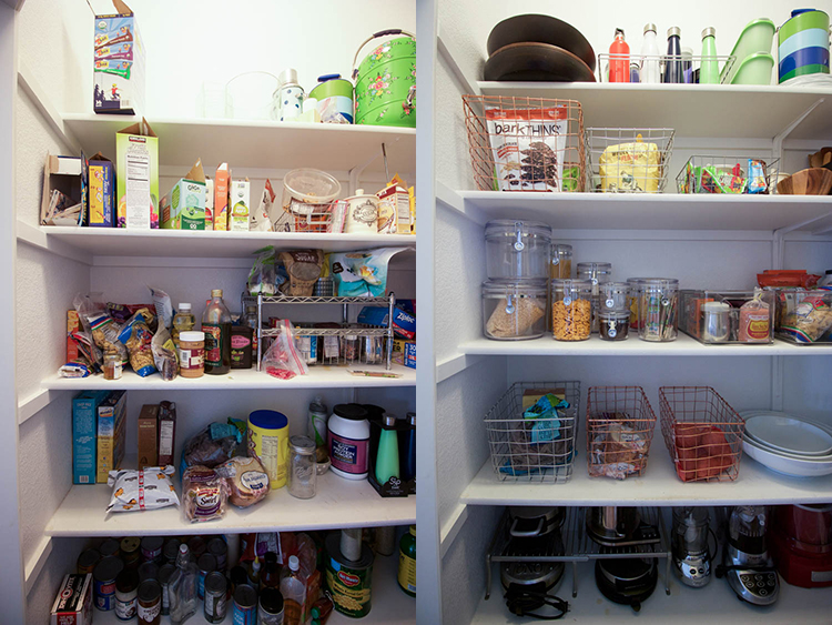 Practical Pantry Organization