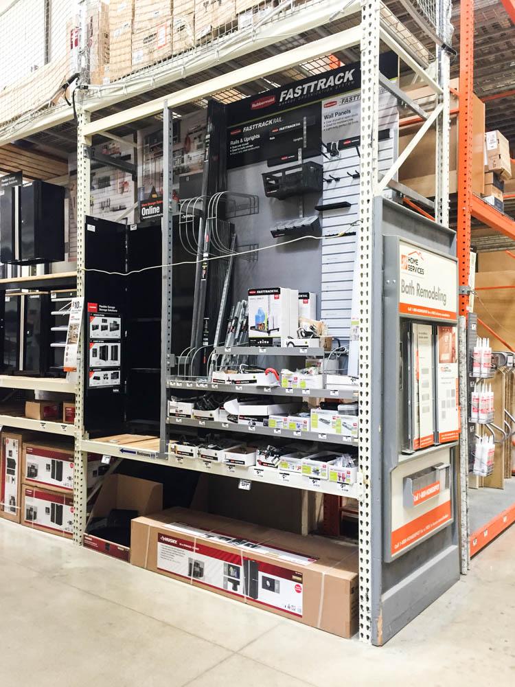 Garage Organization 101 - One Little Minute Blog-1