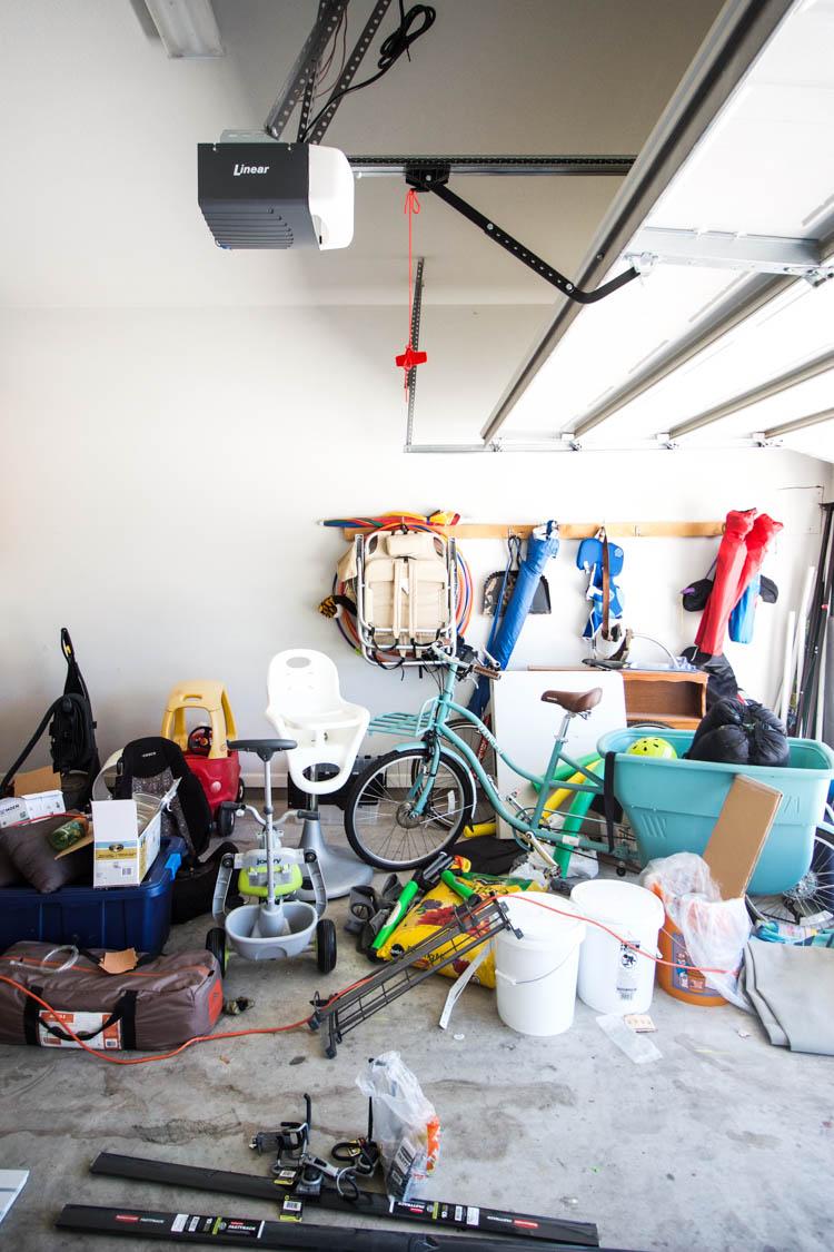 Garage Organization 101 - One Little Minute Blog-10-2
