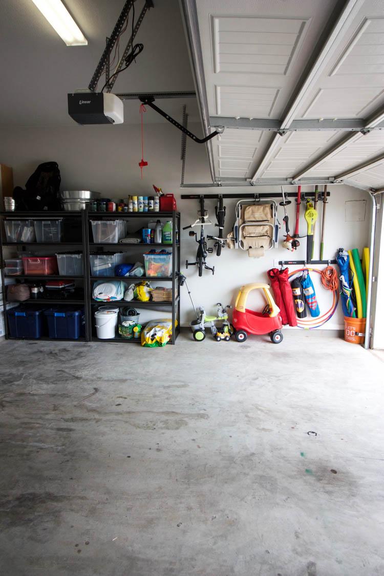 Garage Organization 101 - One Little Minute Blog-10