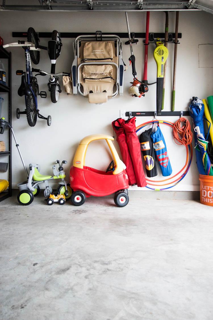 Garage Organization 101 - One Little Minute Blog-11