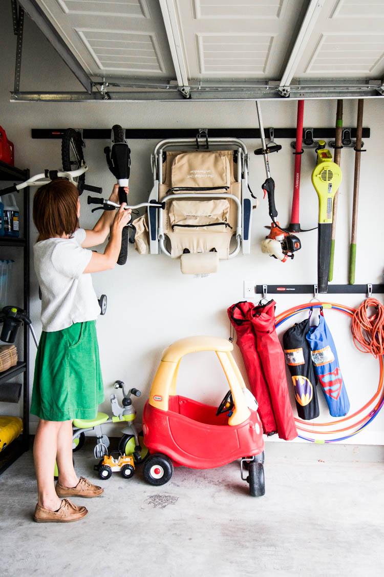 Garage Organization 101 - One Little Minute Blog-13