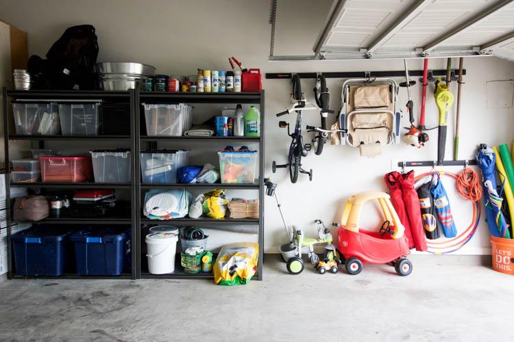 Garage Organization 101 - One Little Minute Blog-9