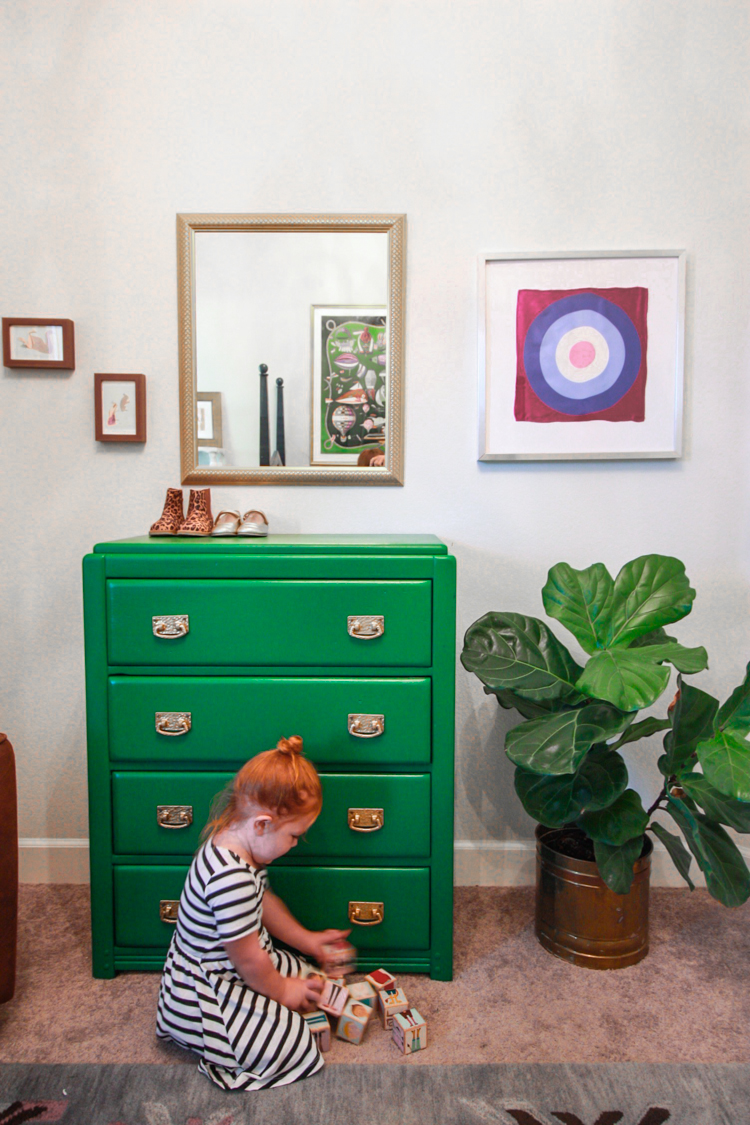 Hunter Green Dresser Redo-2