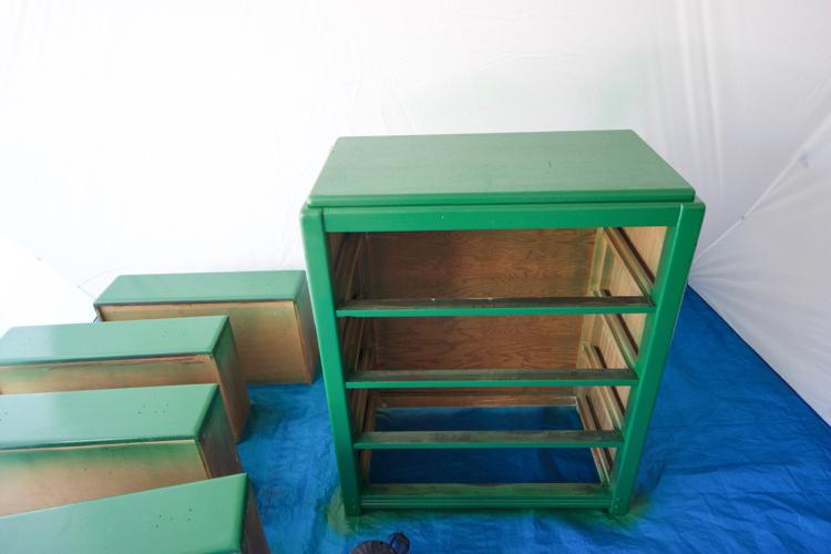 Sherwin Williams Dresser Redo-18