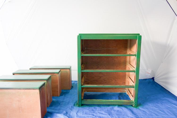 Sherwin Williams Dresser Redo-5